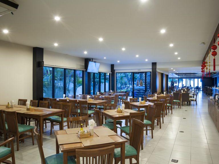 Chaolao Cabana Resort : Blue Marine Restaurant>