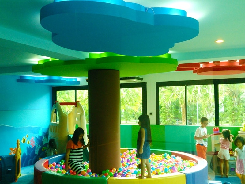 Chaolao Cabana Resort : Kids Club