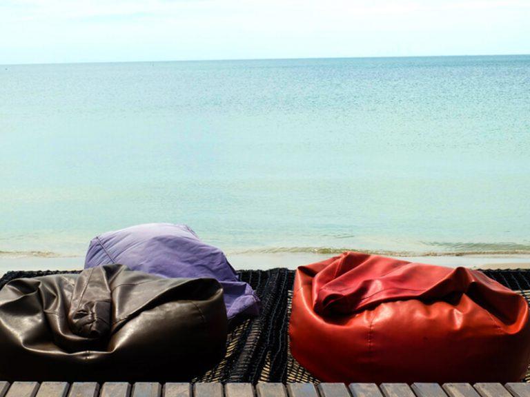 Chaolao Cabana Resort : Beach Front