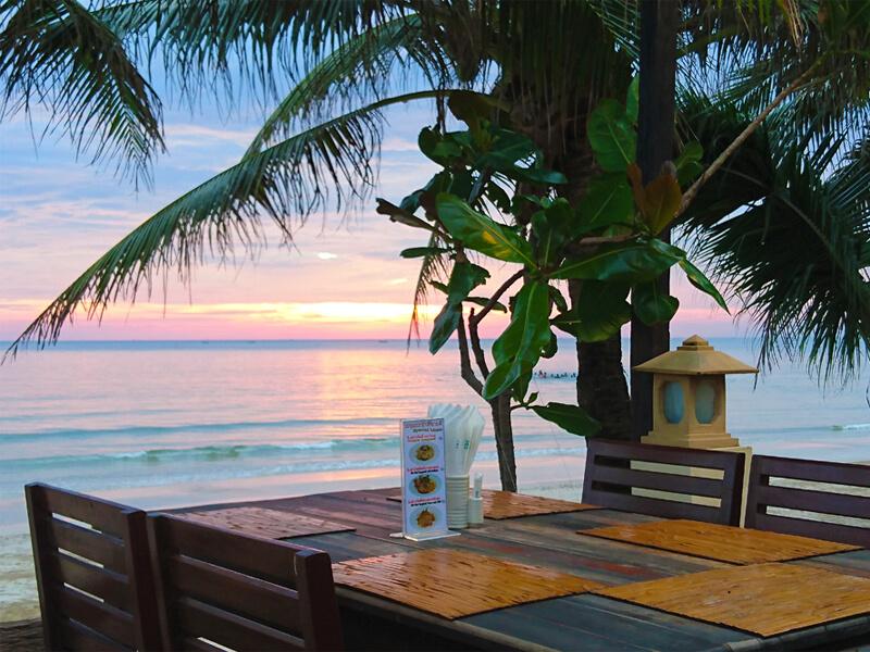 Chaolao Cabana Resort : Blue Marine Restaurant