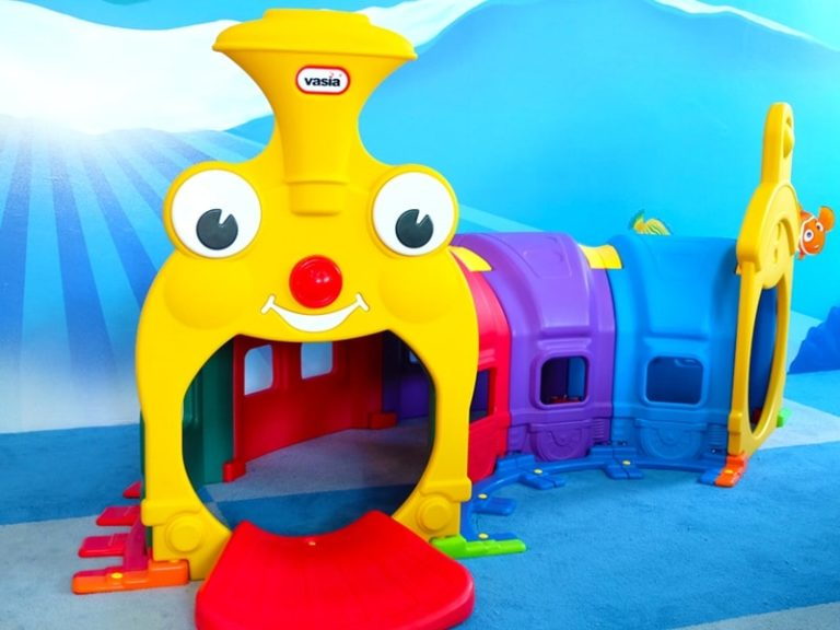 Chaolao Cabana Resort : Kids Club>