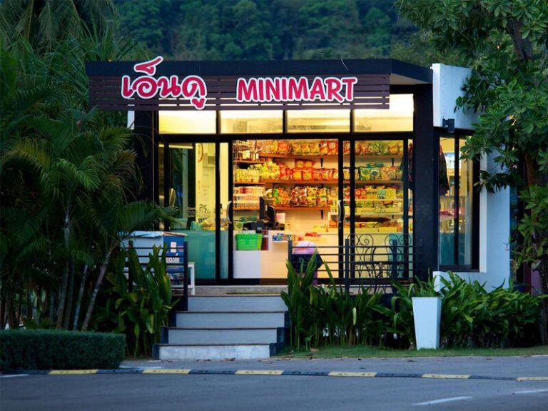 Chaolao Cabana Resort : Endoo Minimart>