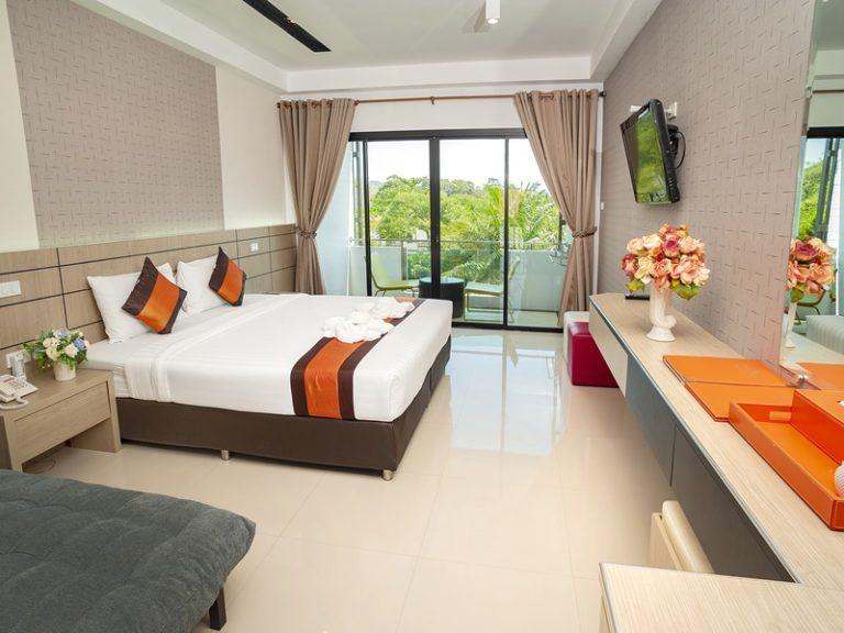 Chaolao Cabana Resort : Deluxe Room>