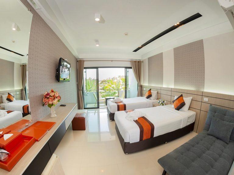 Chaolao Cabana Resort : Deluxe Room