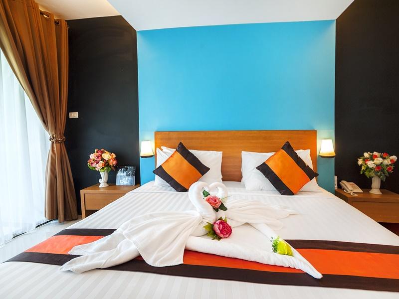 Chaolao Cabana Resort : ห้องจูเนียร์ สวีท