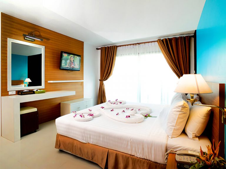 Chaolao Cabana Resort : Junior Suite Room>