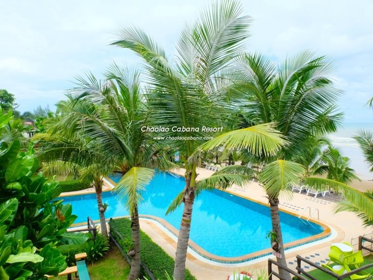Chaolao Cabana Resort : Swimming Pool>