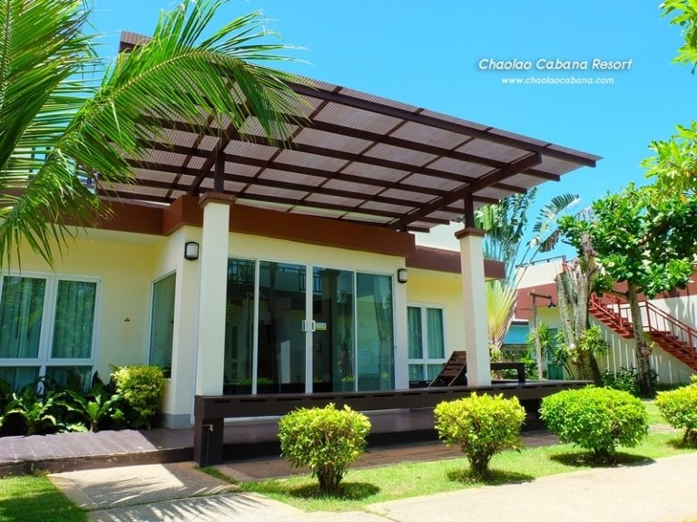Chaolao Cabana Resort : Overview