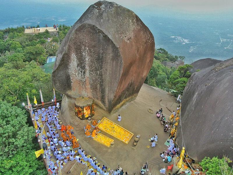 Chaolao Cabana Resort Lord Buddha Footprint Khao Khitchakut