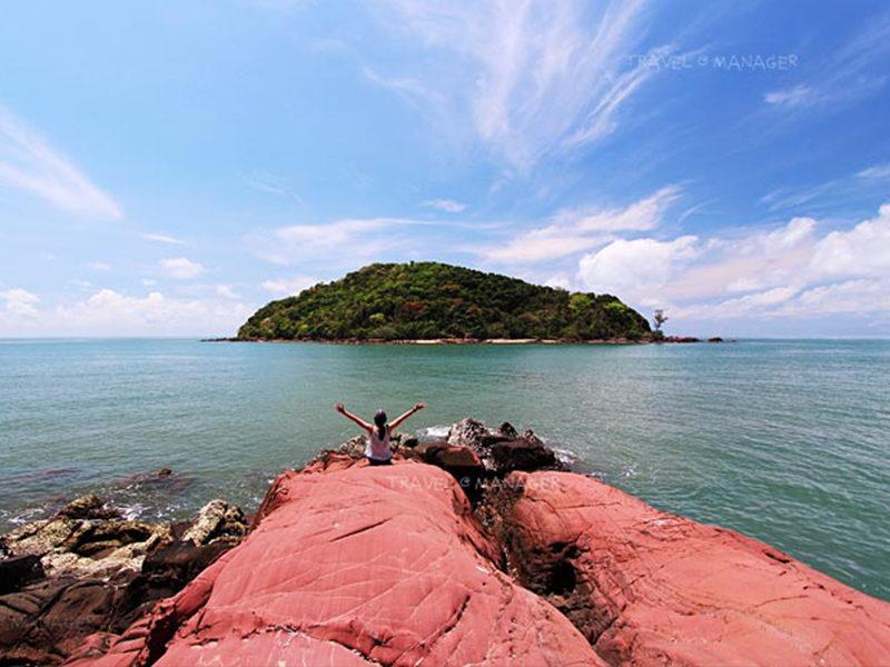Chaolao Cabana Resort Pink Stone Place