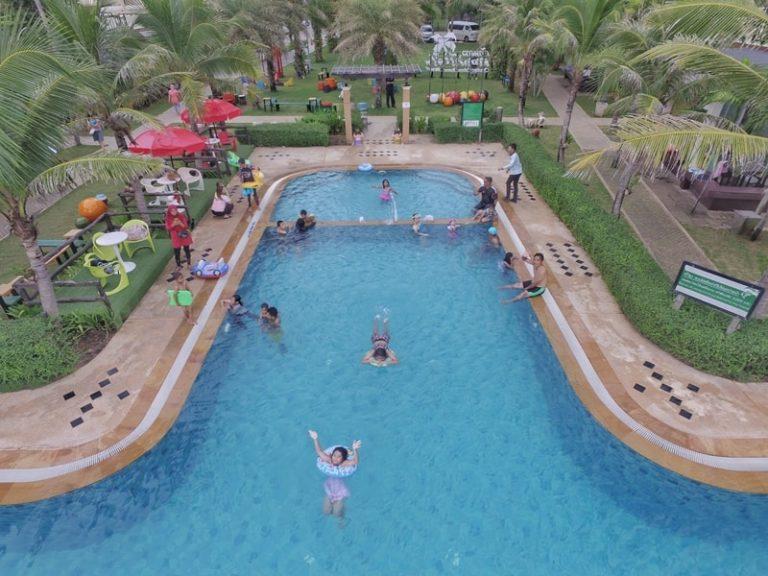 Chaolao Cabana Resort : Top View>