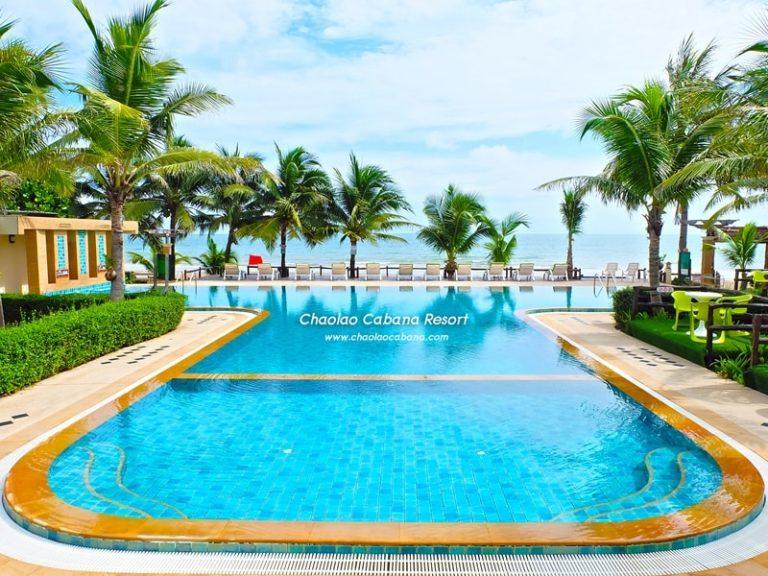 Chaolao Cabana Resort : Swimming Pool>