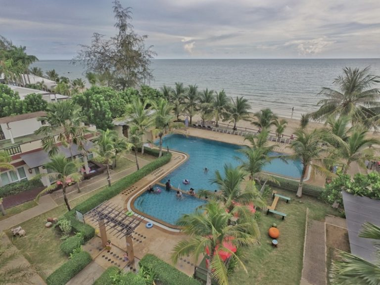 Chaolao Cabana Resort : Top View